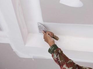 Шпаклевка стен и потолка - что учесть?