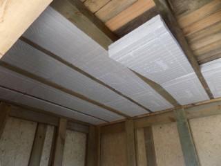 Чем и как утеплить холодный потолок в доме