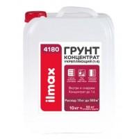 Грунтовка Ilmax 4180 концентрат 1:4, 10 литров