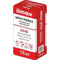 Шпатлевка полимерная финишная ilmax 6440, 15 кг