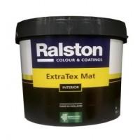 Краска Ralston ExtraTex Mat, 10 литров (Голландия)