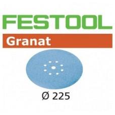 Круг шлифовальный FESTOOL Granat D225 P180