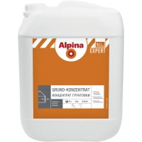 Грунт-концентрат Alpina Expert, 10 литров