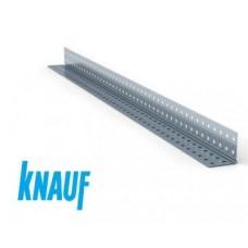 Угол перфорированный Knauf 25*25*0.4мм, длинна 3 метра
