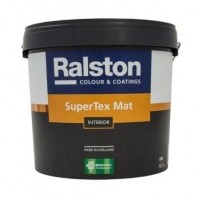 Краска Ralston SUPERTEX Matt, 10 литров (Голландия)