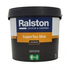 Краска Ralston SUPERTEX Matt, 10 литров