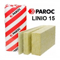 Утеплитель фасадный PAROC LINIO 15 (FAS4), толщ. 50мм , 4.32 м2