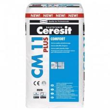 Клей для керамогранита Ceresit CM 11, 25 кг