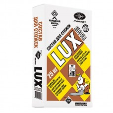 Цементная стяжка LUX М-150, 10-100мм