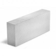 Блок перегородочный газосиликатный 100*249*625мм