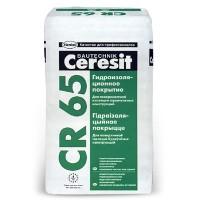Гидроизоляция Ceresit CR-65, 25 кг, РБ.