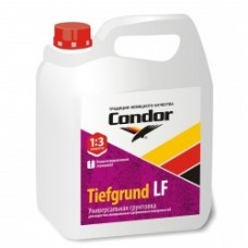 Грунтовка концентрат 1:3 Condor Tiefgrund LF, 10 литров