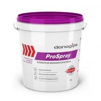 Финишная полимерная шпатлевка Danogips ProSpray (25 кг)