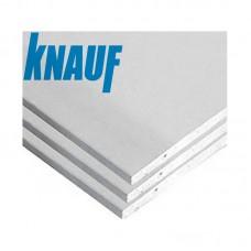 Гипсокартон стеновой Knauf длина 2,5 метра