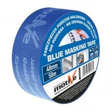 Лента малярная MOTIVE для наружных работ, синяя 48мм*50м