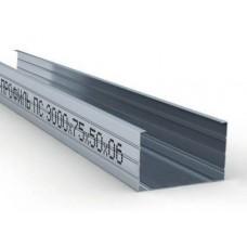 Профиль для гипсокартона стоечный CW 75/50, толщ. 0,6мм, 3 метра