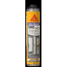 Пена монтажная профессиональная универсальная SIKA BOOM - 680 Fix & Fill, 870 мл.