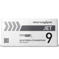 Шпатлевка полимерная Danogips DANO JET 9, 20 кг