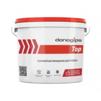 Финишная полимерная шпатлевка Danogips DANO  TOP 5 (16,5 кг)
