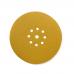 Шлифовальный диск СМиТ на липучке; диаметр 225 мм / P150