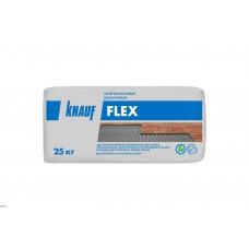 Клей плиточный эластичный КНАУФ-Флекс, Knauf Flex, 25 кг