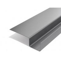 LED профиль КНАУФ -P- с армирующей лентой 7мм, дл. 2 метра