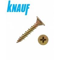 Саморезы Knauf для аквапанелей SN 4,2*25 (1000шт)