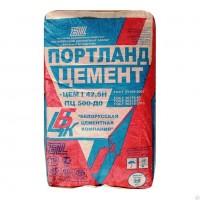 Цемент М500 д0 (Россия) 25кг, без добавок