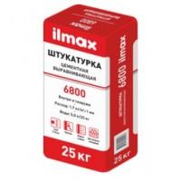 Цементная штукатурка ILMAX 6800 (25кг)