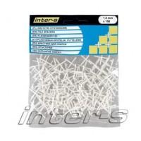 Крестики для плитки 1 мм, 150 шт
