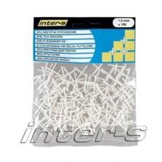 Крестики для плитки 2,0 мм, 150 шт