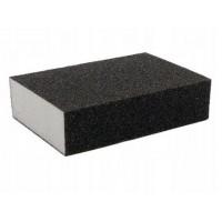 Губка шлифовальная Р80, 100х70х25мм, цена за 1 шт.