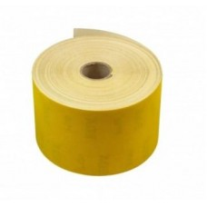 Бумага наждачная желтая Р180, 115мм*5метров
