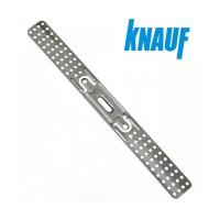Прямой подвес KNAUF для профилей CD 60/27, удлиненный ребро 200 мм