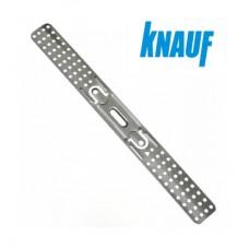 Прямой подвес KNAUF для профилей CD 60/27 удлиненный ребро 200 мм