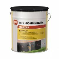 Гидроизоляционная мастика для фундамента ТЕХНОНИКОЛЬ MASTER, 18 кг