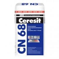 Самонивелир Ceresit CN 68, 25 кг, РБ.
