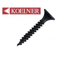 Саморез для гипсокартона Koelner 3,5*25 по металлу (1000шт) Польша