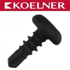 Саморез по металлу Koelner 3,9*9.5 со сверлом (1000шт)