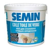 Клей для стеклообоев (паутинки) SEMIN Colle Toile De Verre, 20 кг