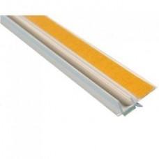 Профиль примыкания к проемам ПВХ 6 мм, длинна 2.4 метра