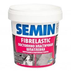SEMIN Fibrelastic Постоянно эластичная шпатлевка для дышащих стыков и трещин, 1.5 кг