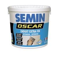 Шпатлевка SEMIN OSCAR, 1,5 кг, финишная сверхтонкая, влагостойкая
