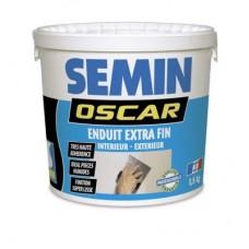 Шпатлевка SEMIN OSCAR, 8 кг, финишная сверхтонкая, влагостойкая