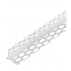 Угол ПВХ для мокрой штукатурки, 36*36мм, 3 метра