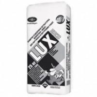 Цементная штукатурка LUX (25кг)