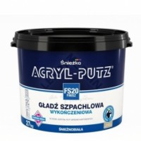 Шпатлевка финишная Sniezka ACRYL-PUTZ FS20 FINISZ (РП) 8 кг
