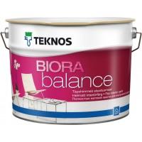 Матовая краска TEKNOS BIORA BALANCE, 2.7 литра