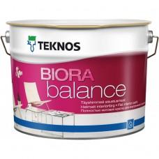 Матовая краска TEKNOS BIORA BALANCE, 9 литров