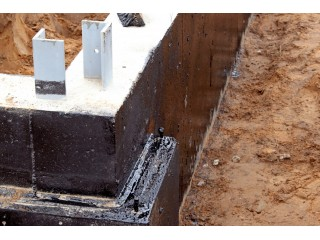 Гидроизоляция и утепление фундаментов - правильно